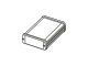 Aluminium enclosure, 84060100.MT7